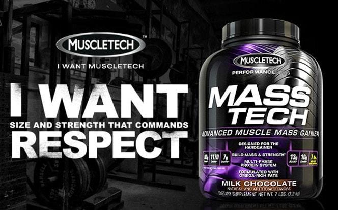 Muscletech - Mass-Tech (7 Lbs) - 2 4