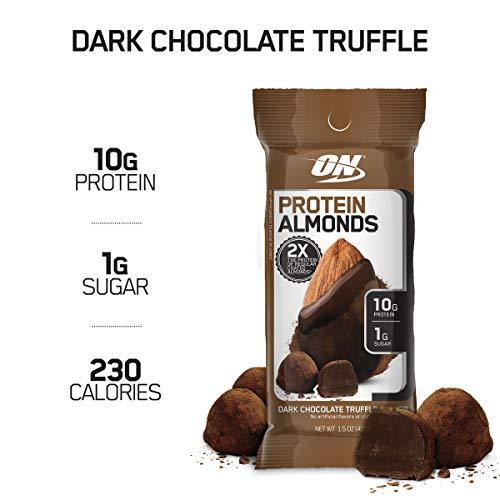 Optimum Nutrition - Protein Almonds - 41kmoo2khfl aml2