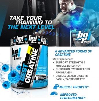BPI Sports - Best Creatine (50 lần dùng) - ad