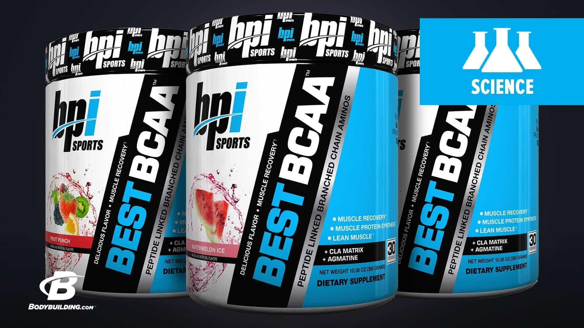 BPI Sports - Best BCAA (14 lần dùng) - bpi sports best bcaa science bas