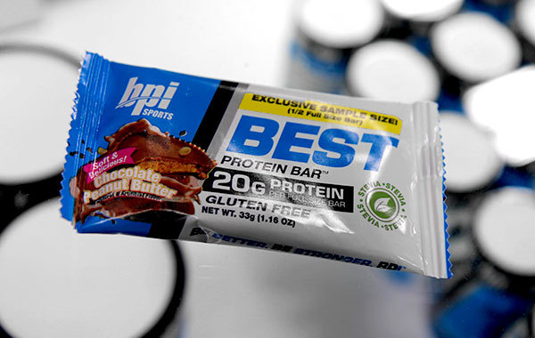 BPI Sports - Best Protein Bar - bpi sports best protein bar