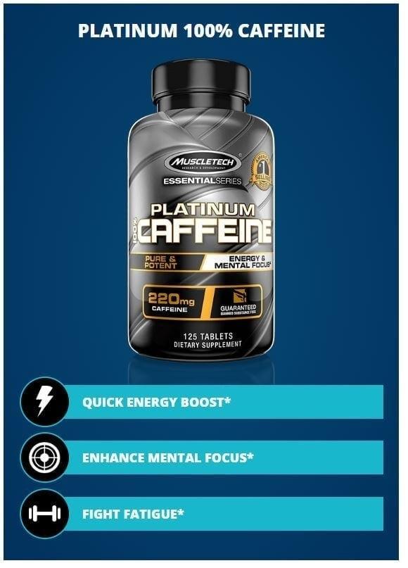 MuscleTech - Platinum 100% Caffeine (125 viên) - capture 5