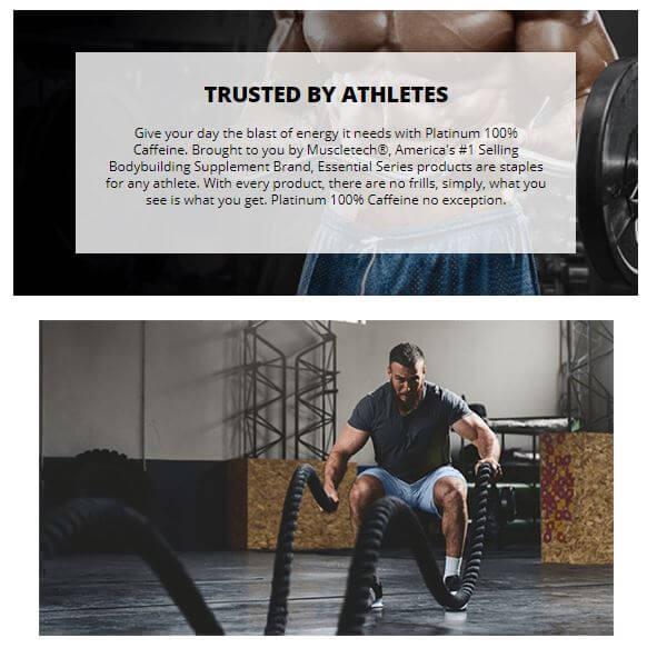 MuscleTech - Platinum 100% Caffeine (125 viên) - capture3