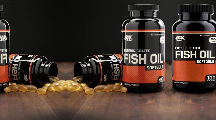 Optimum Nutrition - Fish Oil (200 Viên) - fish oil 200 softgels
