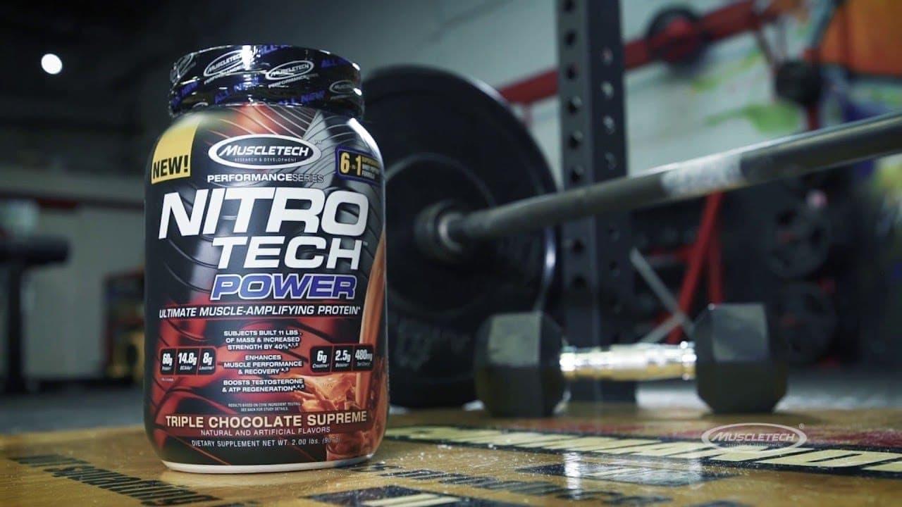 MuscleTech - Nitro-Tech Power (2 Lbs) - maxresdefault 1