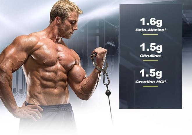 Muscletech - NeuroCore Pre-Workout (33 lần dùng) - mt banner