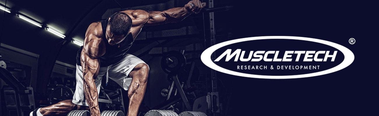 MuscleTech - Platinum Amino + Energy (30 lần dùng) - muscletech banner