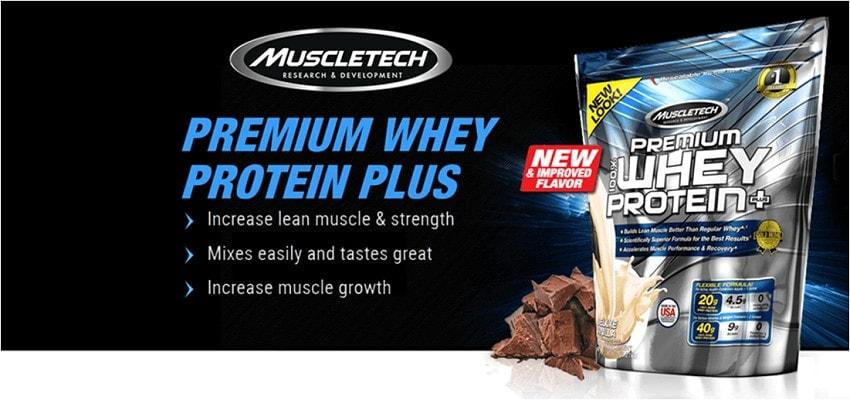 Muscletech - Premium Whey Protein + (5 Lbs) - muscletech premiumwhey