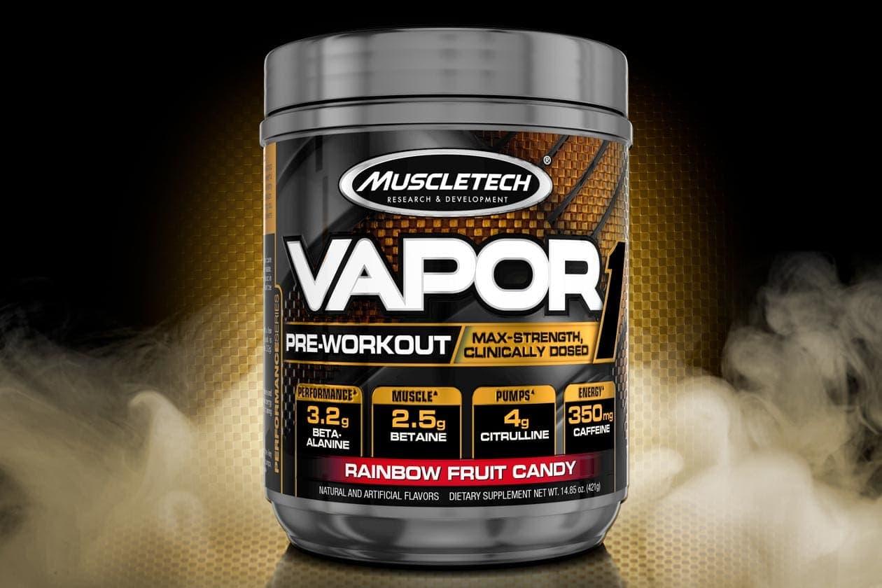 MuscleTech - Vapor 1 (20 lần dùng) - muscletech vapor 1 2 1