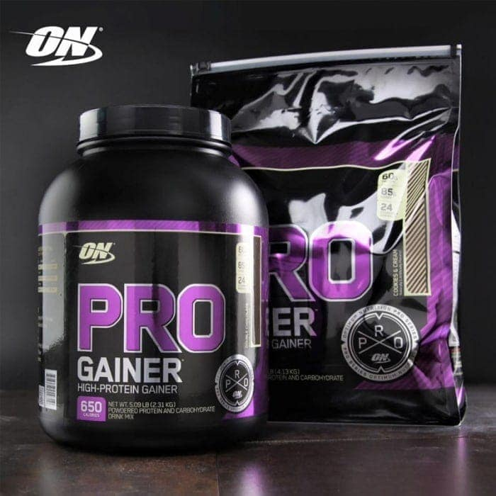 Optimum Nutrition - Pro Gainer (Share lẻ) - optimum nutrition pro gainer 10lbs 1 700x700 1 1
