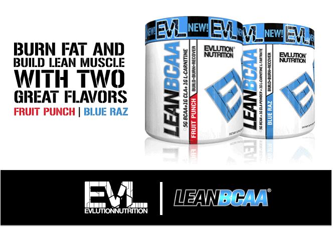 EVL - LeanBCAA (30 lần dùng) - 2 1