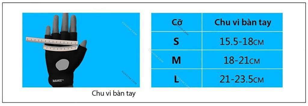 Găng Tay AOLIKES Thoáng Khí MS1 Chính Hãng - b2e79b0b741a5e83d62d80c483faf96f 1