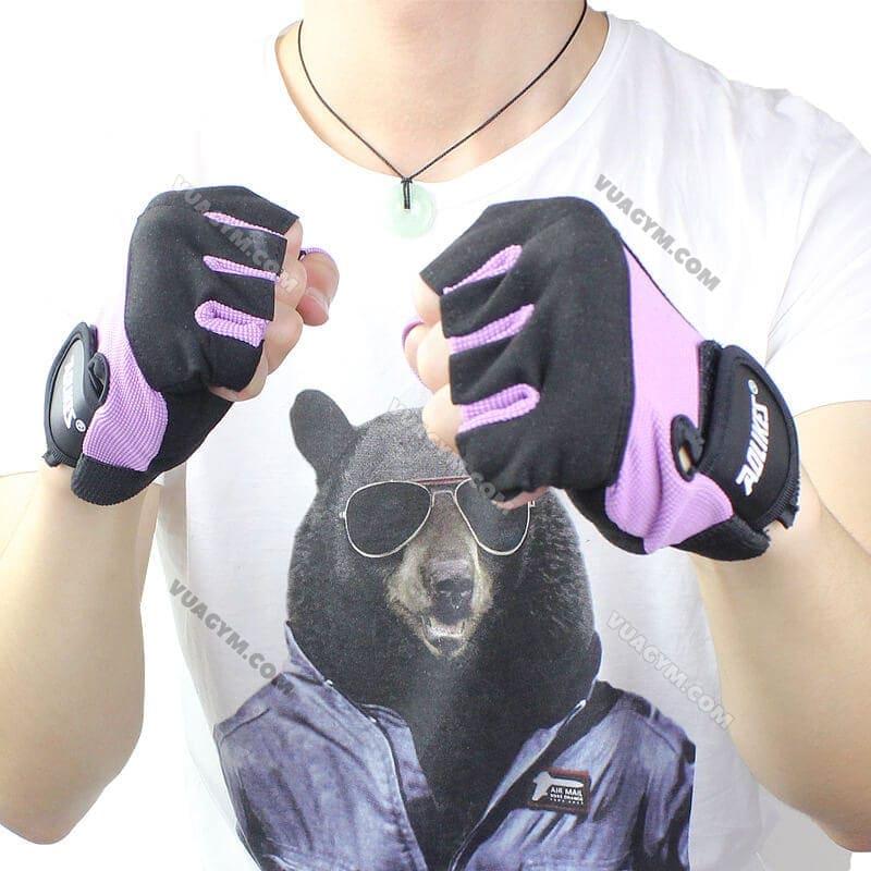 Găng Tay AOLIKES MS1 Chính Hãng (1 cặp) - gang tay cao cap aolikes chinh hang