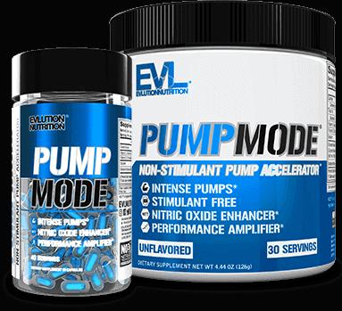 EVL - PumpMode (30 lần dùng) - pm products