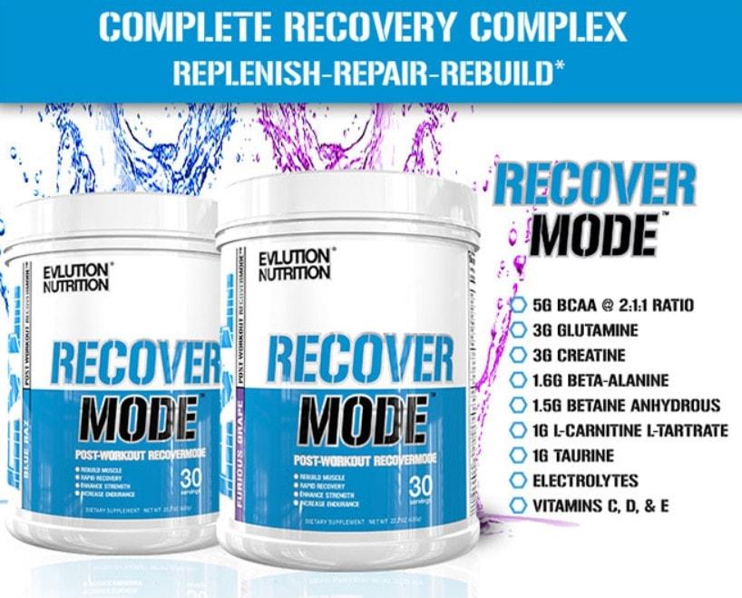 EVL - RecoverMode (30 lần dùng) - recover mode