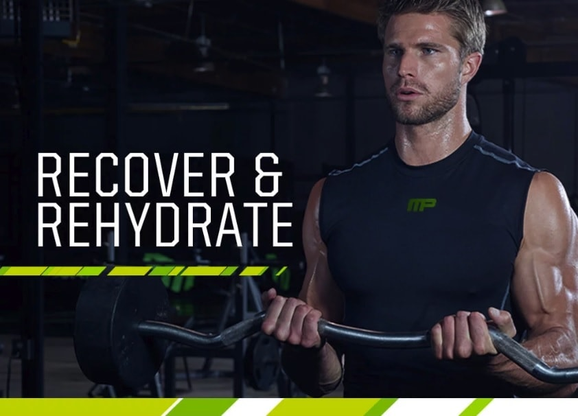 MusclePharm - Combat BCAA + Recovery (30 lần dùng) - 1