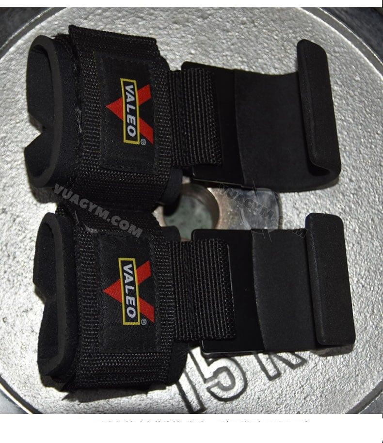 Móc Kéo Trợ Lực + Quấn Cổ Tay Valeo 2-trong-1 - Loại pad (Hộp 2 cái) - 10648806563 190287593