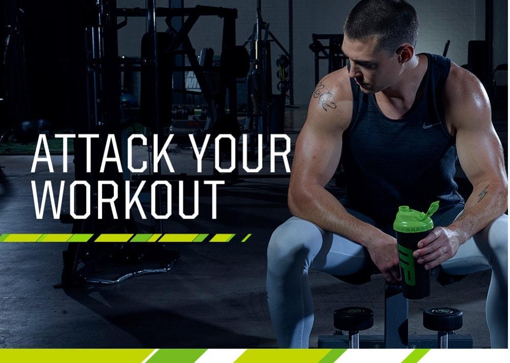 MusclePharm - Combat Pre-Workout (Sample) - 2018 combatseries preworkout amazona
