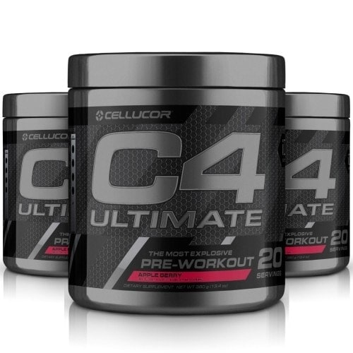 Cellucor - C4 Ultimate (20 lần dùng) - 59593
