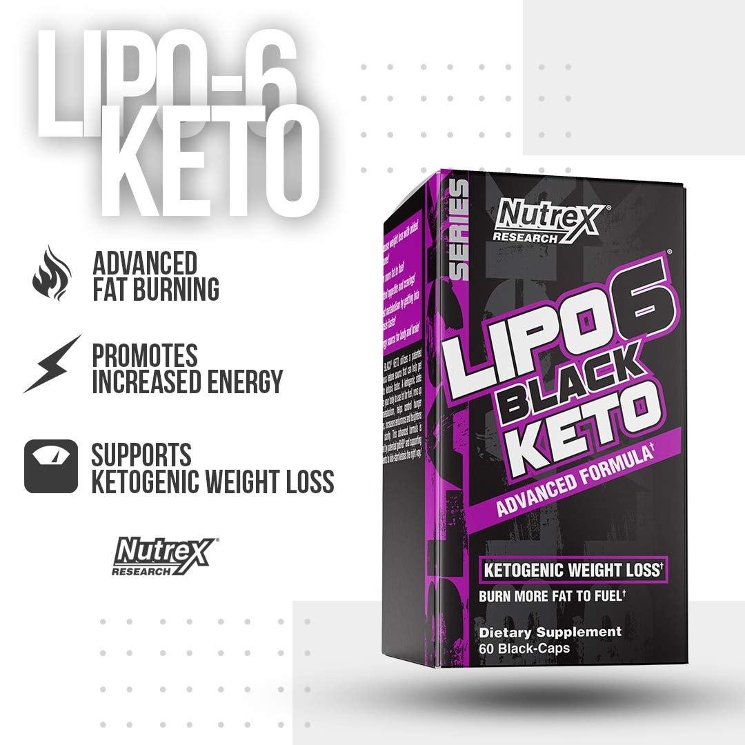 Nutrex - Lipo-6 Black Keto (60 viên) - 61mw6c9lr2l sl1080