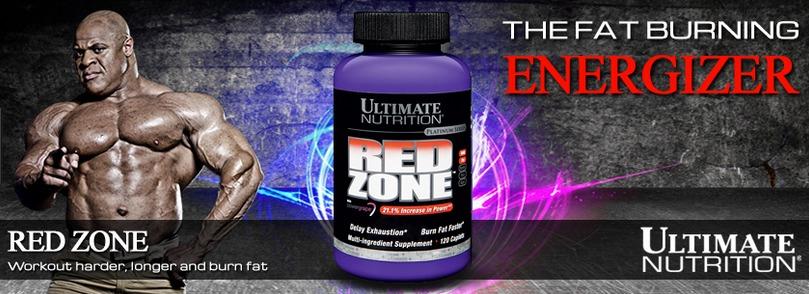 Ultimate Nutrition - Red Zone (120 viên) - 6s5d1vsd65v1