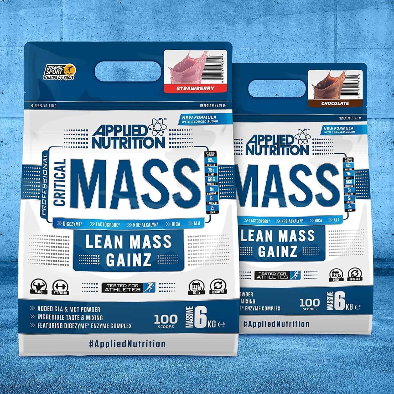 Applied Nutrition - Critical Mass (6KG) - 91vufij0qwl ac sl1500