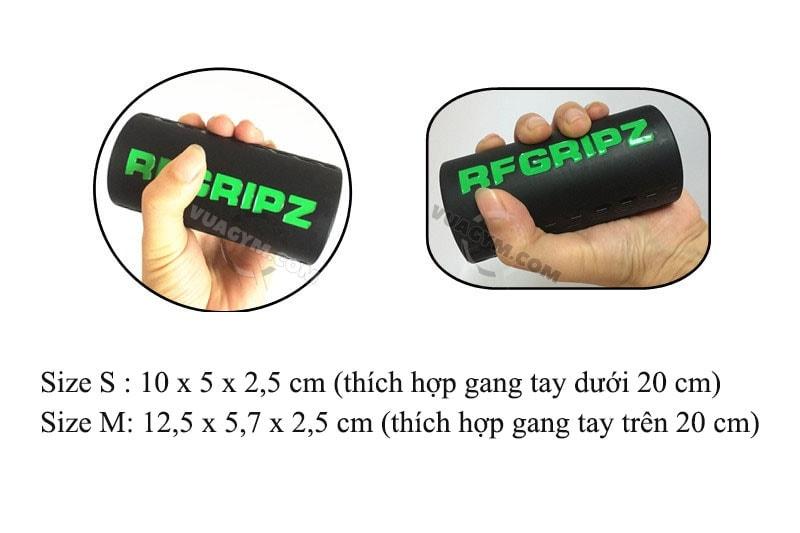Đệm Cao Su Bọc Tạ RF Gripz Cao Cấp (Hộp 2 cái) - 9277535946 907224179