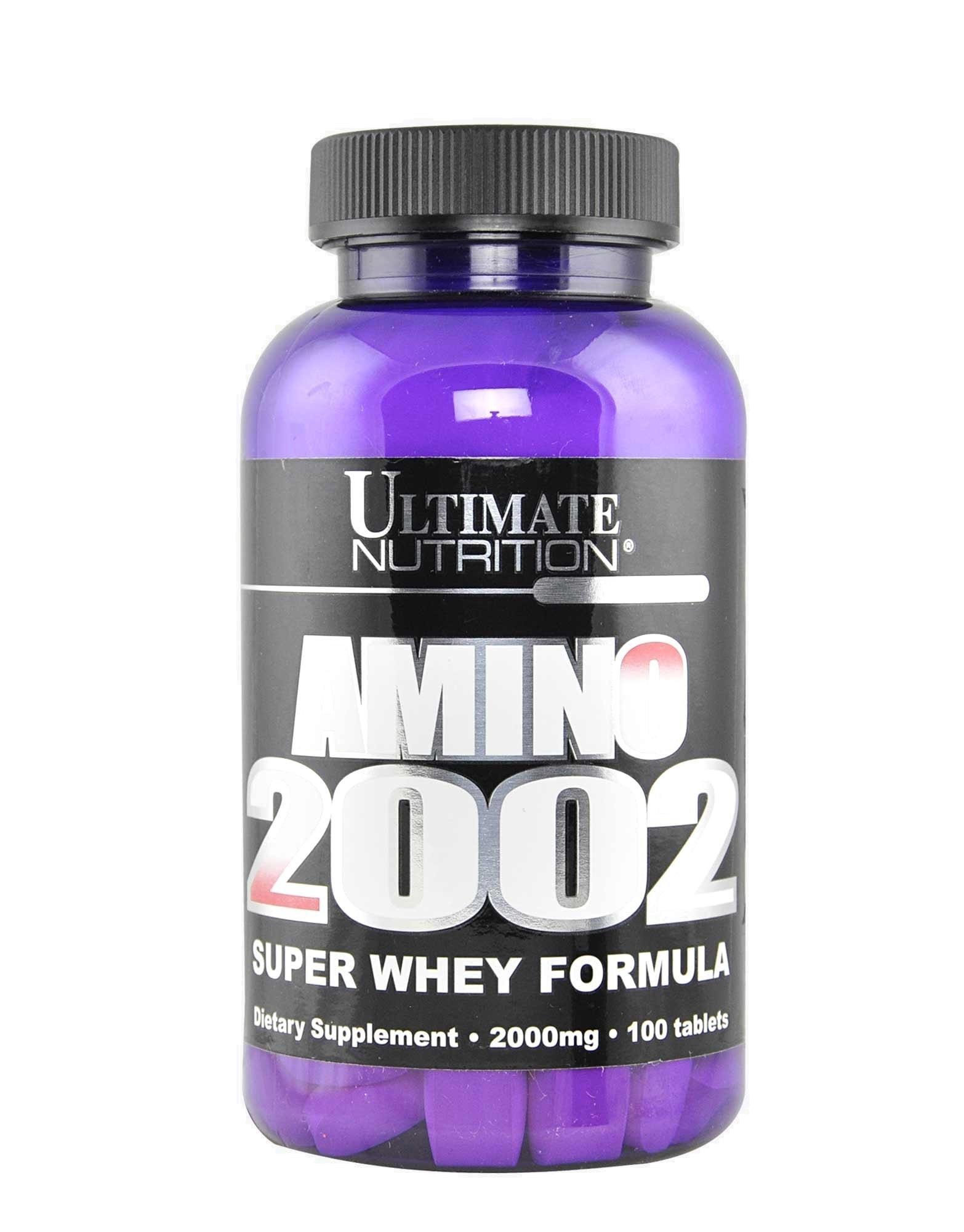 Ultimate Nutrition - Amino 2002 (330 viên) - a36042