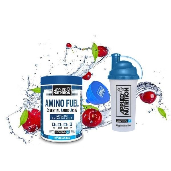 Applied Nutrition - Amino Fuel EAA (30 lần dùng) - amino fuel gratis shaker funnel