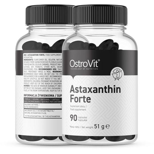 OstroVit - Astaxanthin Forte (90 viên) -