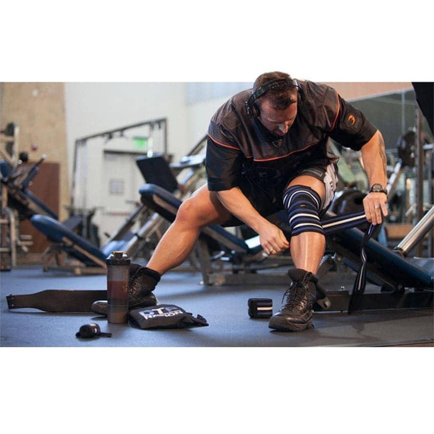 Quấn Gối Bodybuilding Chính Hãng - bodybuilding
