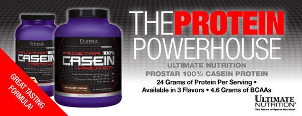 Ultimate Nutrition - Prostar 100% Casein Protein (5 Lbs) - caseinnnnnnnnnnnnnnnnnnnnnnnnn