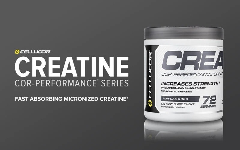 Cellucor - COR-Performance Creatine (50 lần dùng) - cellucor muscleandstrength cor s