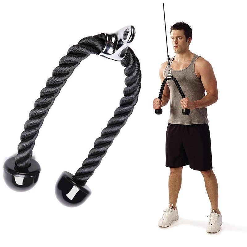 Dây Tricep Rope Hỗ Trợ Tập Gym Cao Cấp -