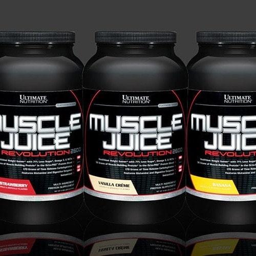 Ultimate Nutrition - Muscle Juice Revolution 2600 (11.1 Lbs) - kfqai5sp tvvjay1f1l5inwenbvrl