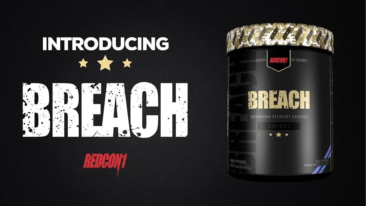 Redcon1 - Breach (30 lần dùng) -