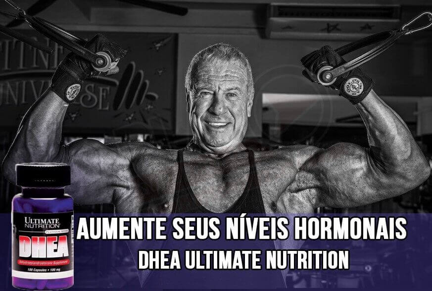 Ultimate Nutrition - DHEA 100mg (100 viên) - mo ta 1