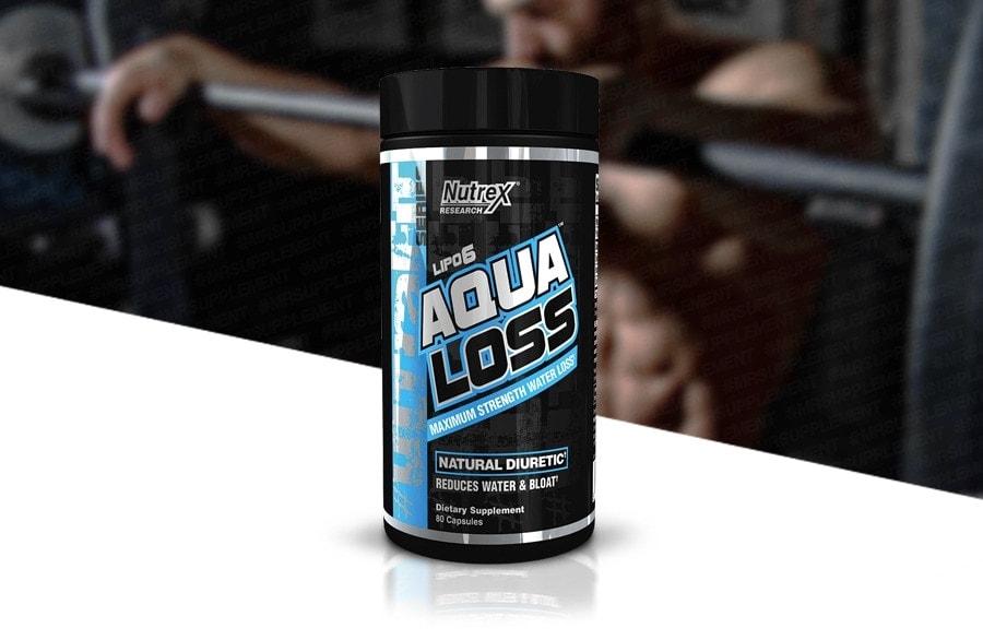 Nutrex - Aqua Loss (80 viên) - nutrexresearch aqualossproduct p