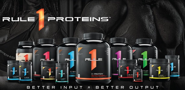 Rule 1 - R1 Protein Naturally Flavored (38 lần dùng) - rule 1