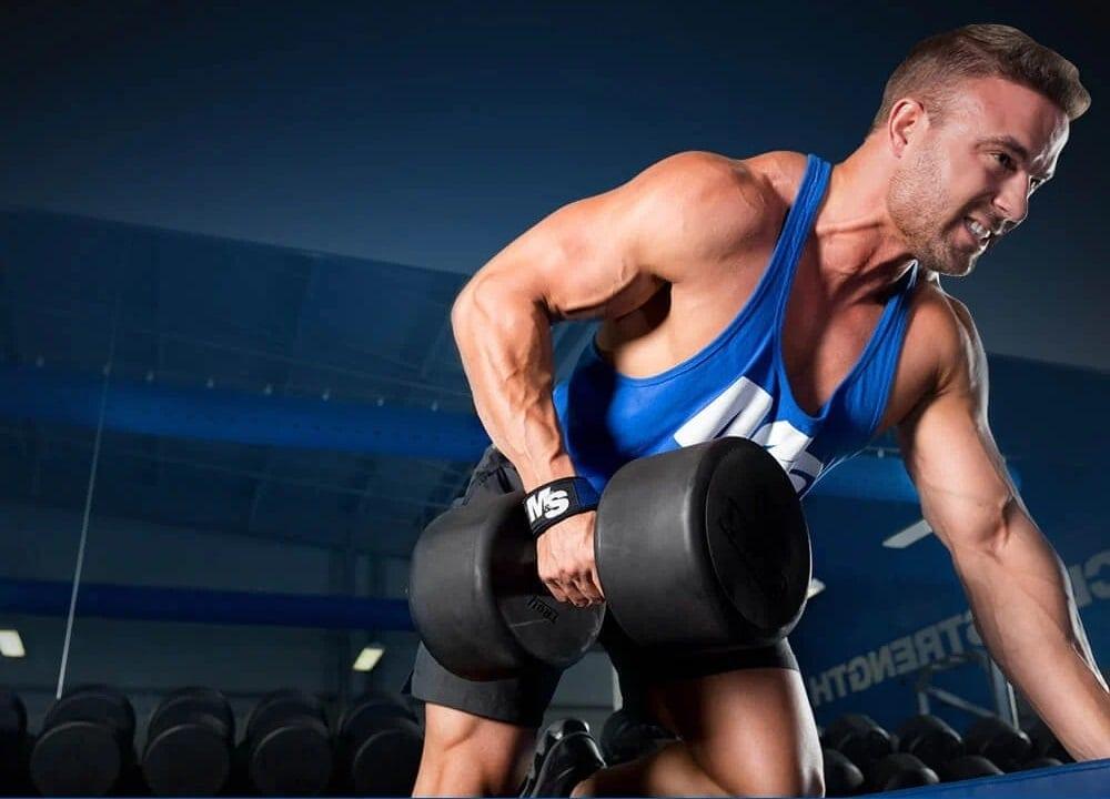 Dây Kéo Lưng Muscle & Strength Chính Hãng - straps landing page resolved