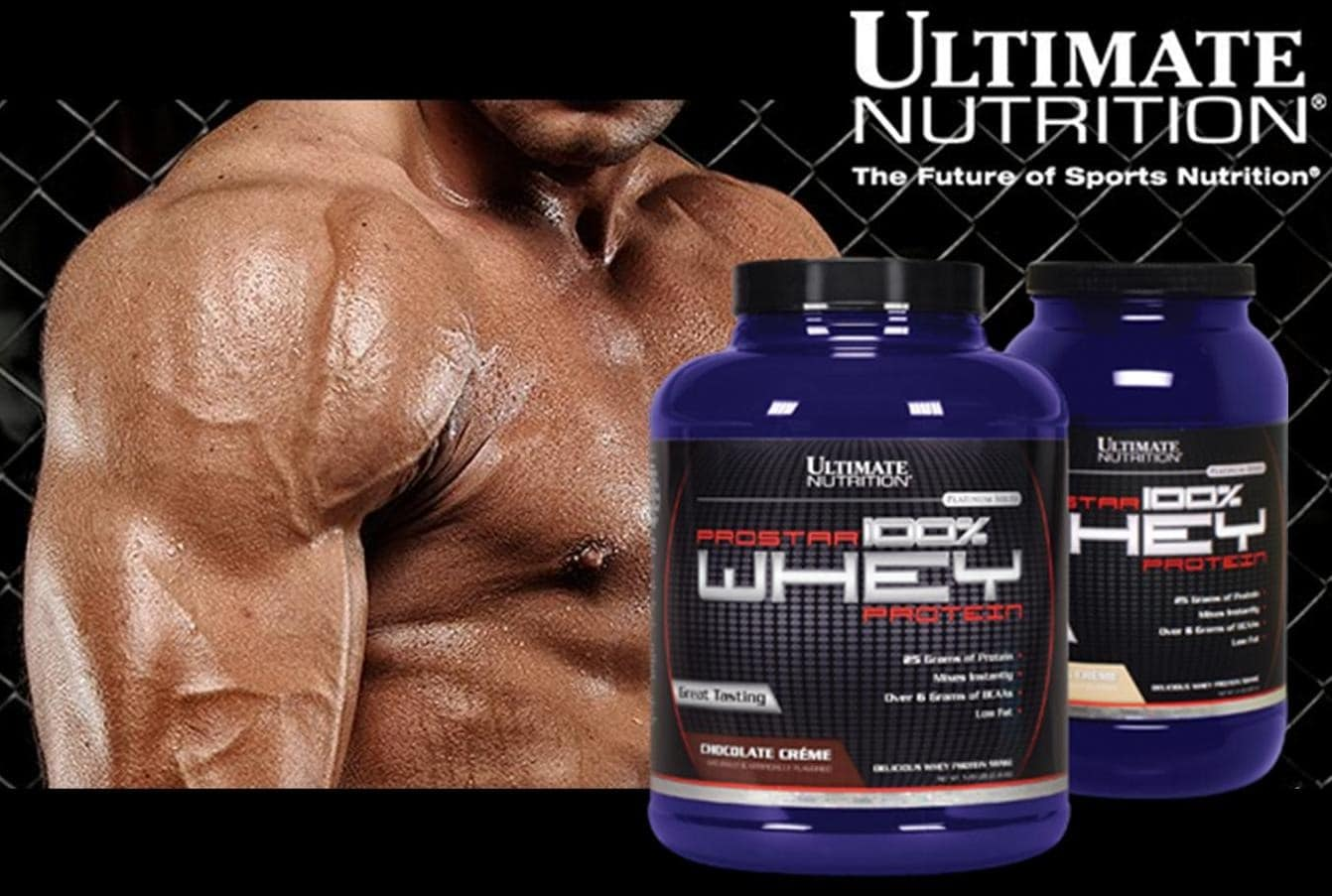 Ultimate Nutrition - ProStar Whey Protein (10 Lbs) - ultimate nutrition prostar 100 w