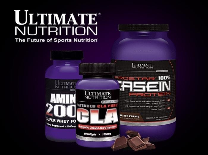Ultimate Nutrition - CLA (180 viên) - ultimate nutrition