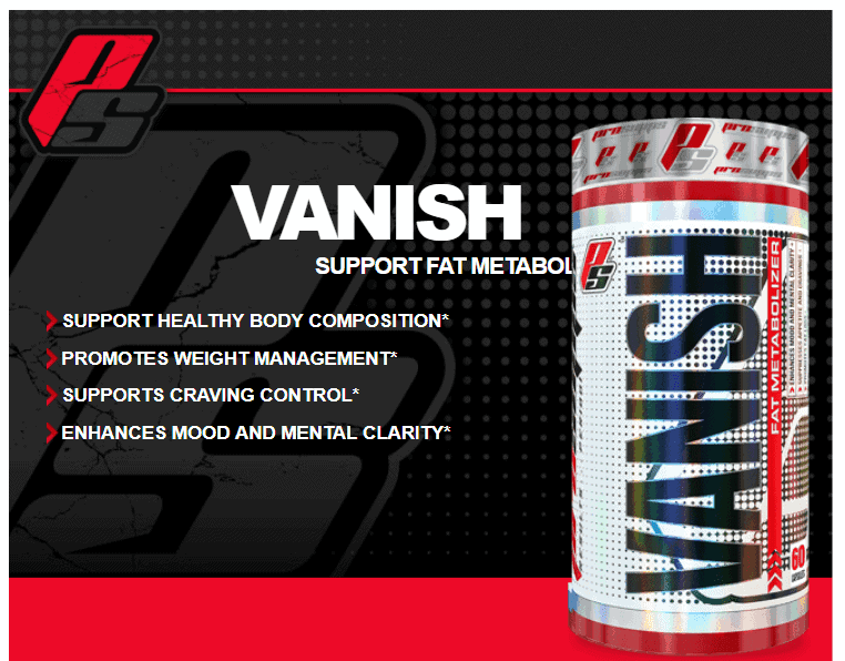 ProSupps - Vanish (60 viên) - 1 8