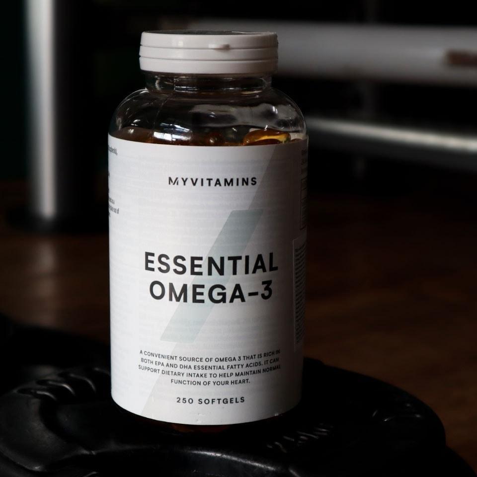 MyVitamins - Essential Omega-3 (90 viên) - 100938514 1614987062011562 91899