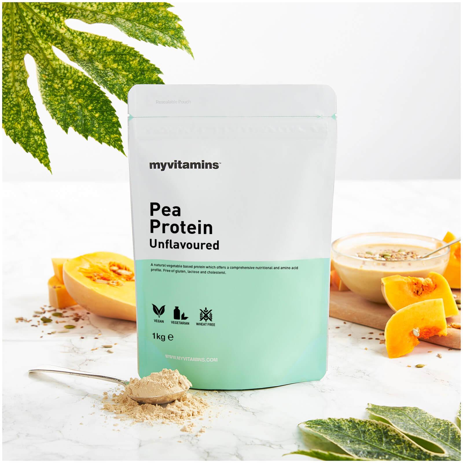 MyVitamins - Pea Protein Isolate (1KG) - 11271997 1614423443164619