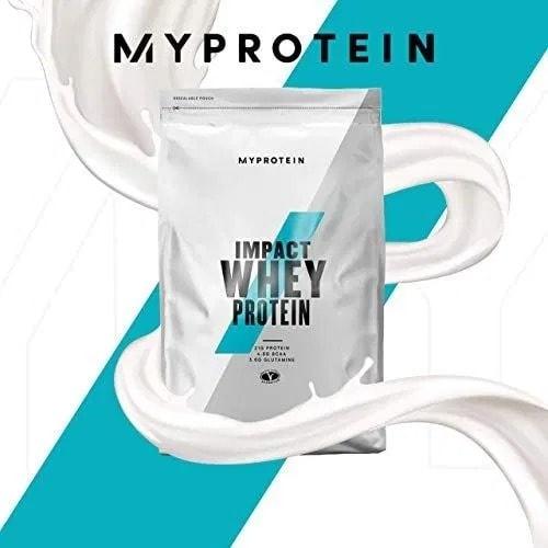 Myprotein - Impact Whey Protein (1KG) - 41zbbpdbhll