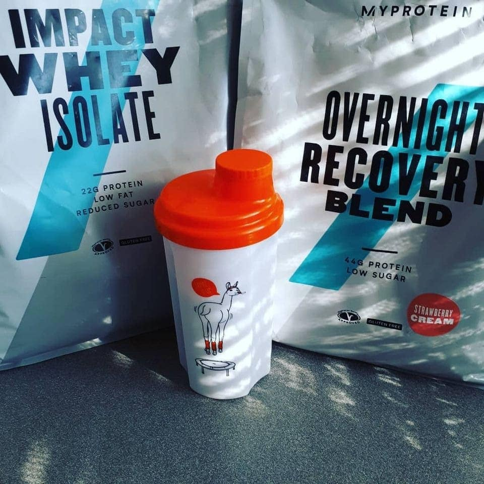 Myprotein - Overnight Recovery Blend (1KG) - 61014089 347578595945048 5210738