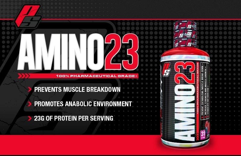 ProSupps - Amino23 (32 Fl. Oz) - amino23 ms 2016