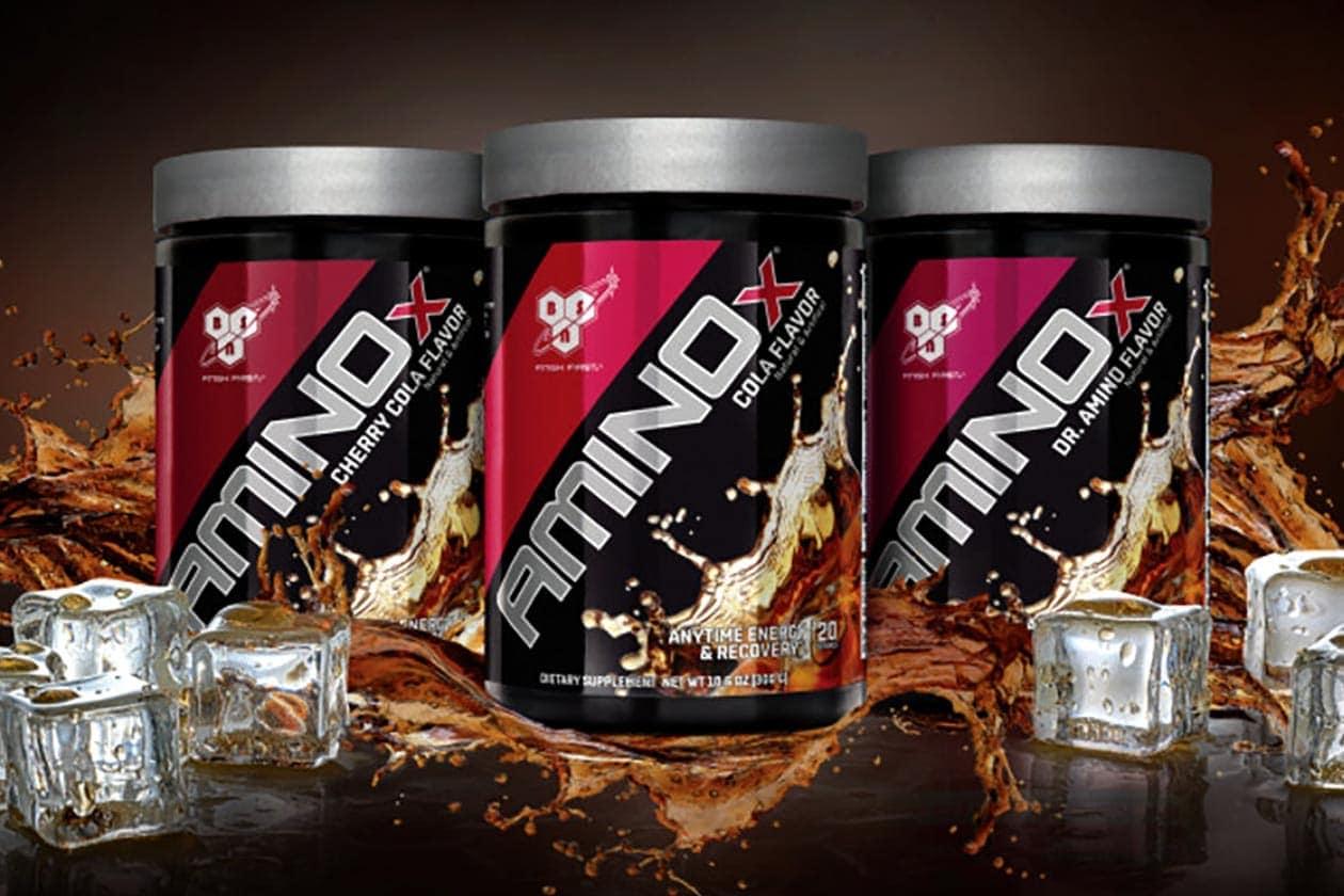 BSN - AMINOx Soda Series (20 lần dùng) - aminox soda series