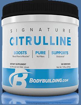 Bodybuilding - Signature Citrulline (100 lần dùng) - citrulline product